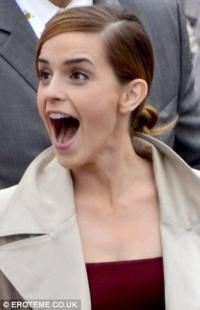 Emma Watson pompino foto