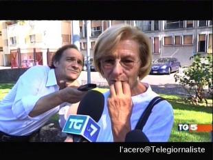 MAURO FORTINI DIETRO EMMA BONINO