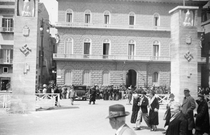 Architettura fascista in italia dago fotogallery for Architettura fascista