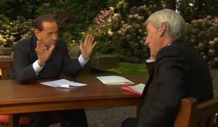 BERLUSCONI INTERVISTATO DA JEREMY PAXMAN DI BBC SULLA CULONA INCHIAVABILE-1
