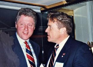 DAVID MIXNER E BILL CLINTON