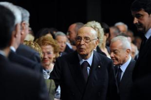 Giorgio Napolitano Gianni Letta