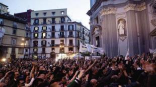 Grillo Napoli IMG U C F U UND x LaStampa NAZIONALE k UE U UND x LaStampa it