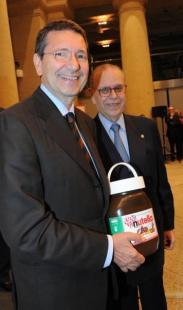 Ignazio Marino la Nutella e Francesco Paolo Fulci