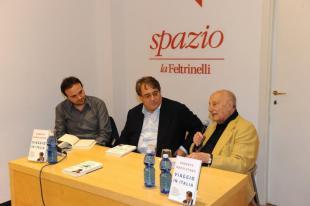 Paolo Di Paolo Roberto Napoletano Raffaele La Capria