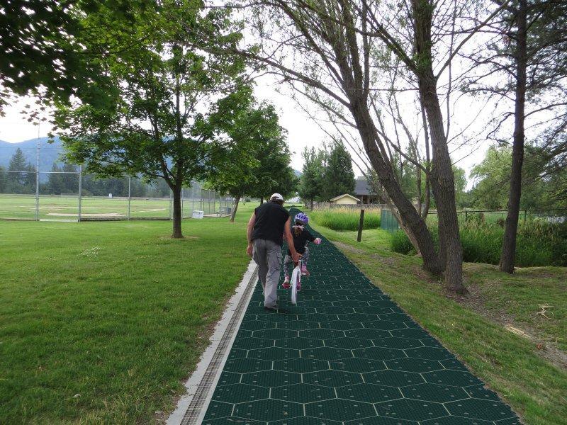Strade solari al parco