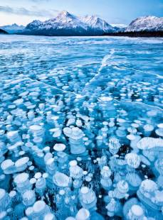 #18 abraham lake, canada