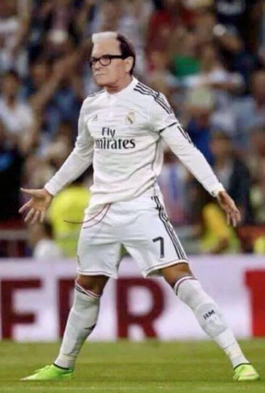 Cristiano Malgioglio O Cristiano Ronaldo Dago Fotogallery