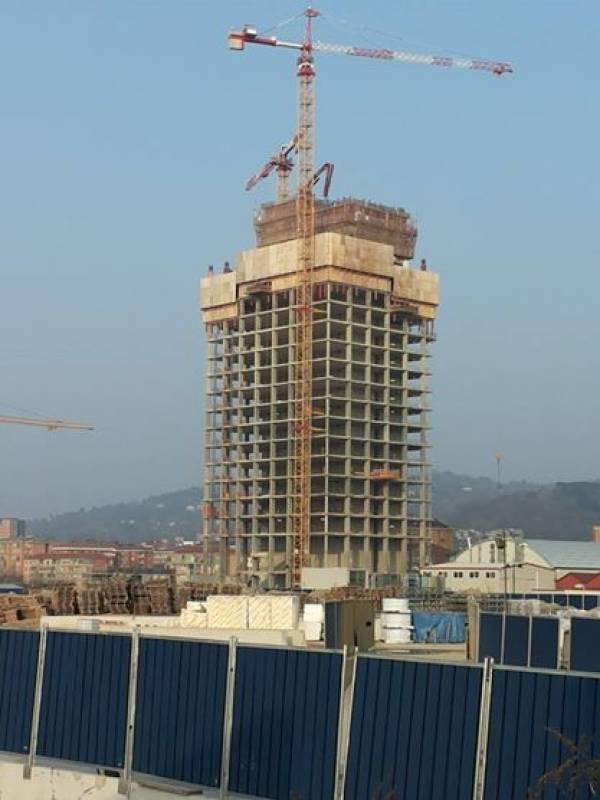 Grattacielo fuksas torino dago fotogallery for Grattacielo torino fuksas