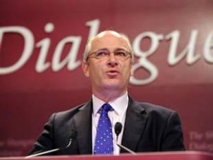 nick harvey, ministro della difesa britannico