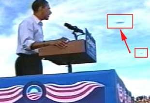 Obama UFO