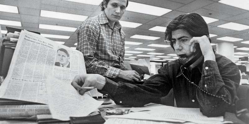 Bob Woodward e Carl Bernstein