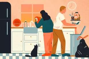 i piatti vanno lavati ogni giorno