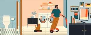 pulizia di casa
