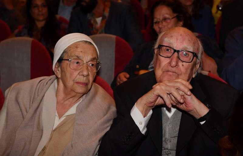 Rosetta E Andrea Camilleri Dago Fotogallery