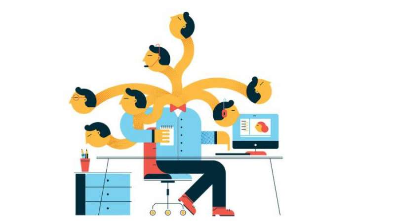 burnout stress da lavoro 3