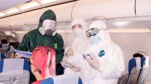 coronavirus aereo 6