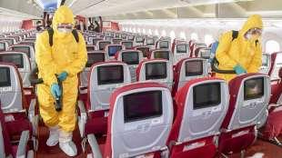 coronavirus e aereo 2