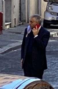 Domenico Arcuri Smascherato Foto Mezzelani GMT001