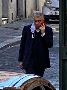 Domenico Arcuri Smascherato Foto Mezzelani GMT002