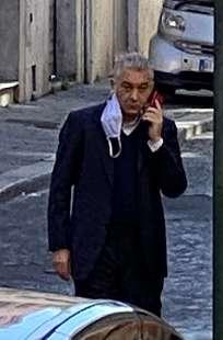 Domenico Arcuri Smascherato Foto Mezzelani GMT003