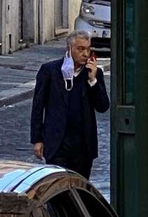 Domenico Arcuri Smascherato Foto Mezzelani GMT005