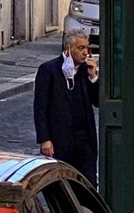 Domenico Arcuri Smascherato Foto Mezzelani GMT007