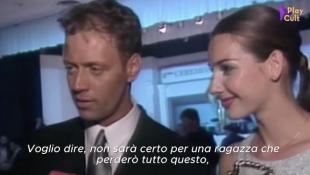 rocco siffredi e la moglie rosza video compilation anni '90 by tgcom 3 1