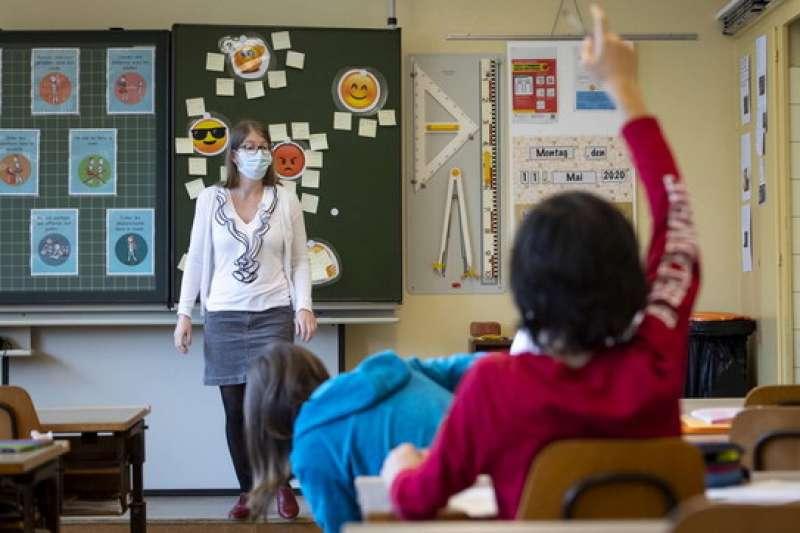 scuole coronavirus