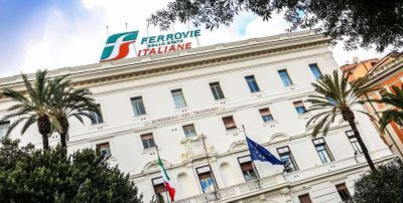 SEDE FERROVIE DELLO STATO PIAZZA DELLA CROCE ROSSA ROMA 2