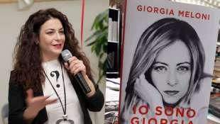 alessandra laterza boicotta il libro di giorgia meloni