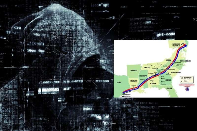 attacco hacker colonial pipeline 2