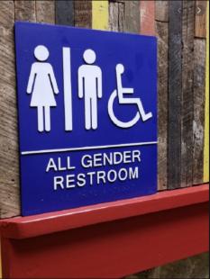 bagni no gender