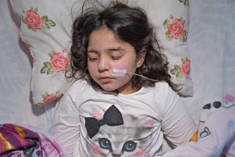 bambini addormentati sindrome della rassegnazione 1