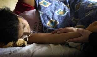 bambini addormentati sindrome della rassegnazione 12