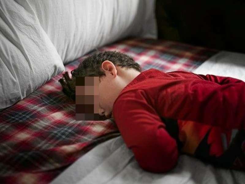 bambini addormentati sindrome della rassegnazione 2