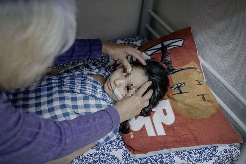 bambini addormentati sindrome della rassegnazione 3