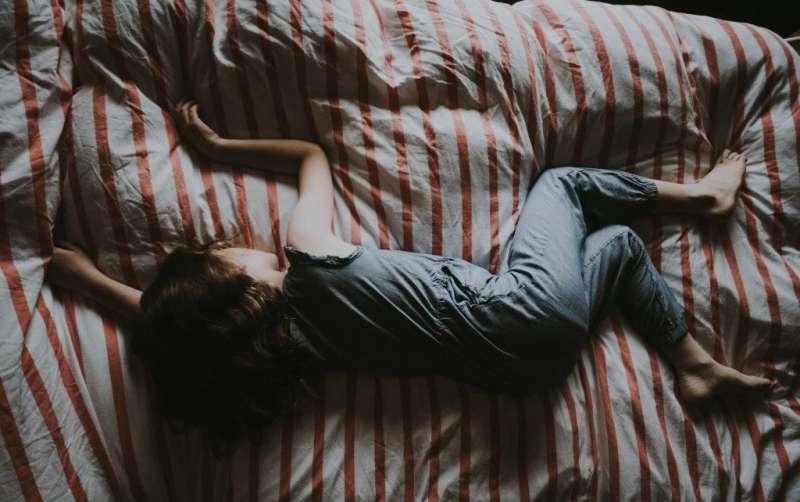 bambini addormentati sindrome della rassegnazione 5
