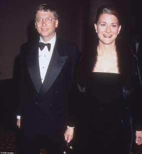 bill e melinda gates nel 1998