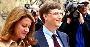 bill gates e la moglie melinda