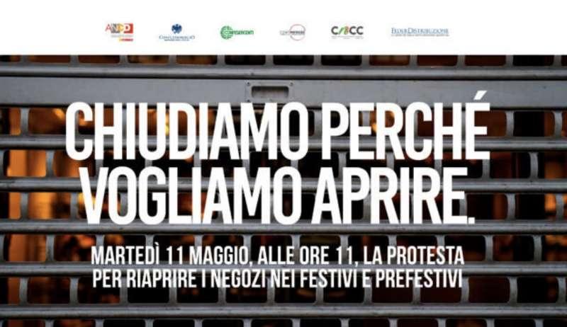 centri commerciali chiusi per protesta 4