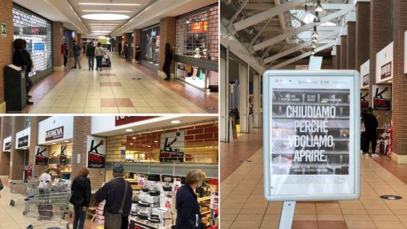 centri commerciali chiusi per protesta 7