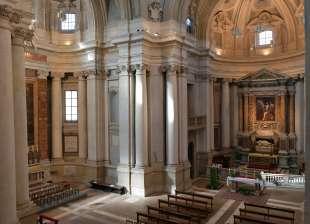 chiesa dei santi luca e martina foto di bacco