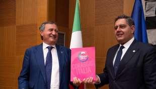 coraggio italia di giovanni toti e luigi brugnaro