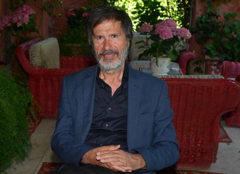 corrado veneziano pittore di fama internazionale foto di bacco