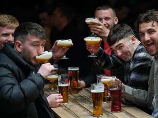 crisi birra uk