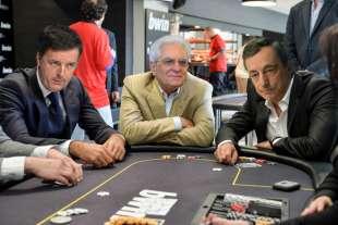 draghi mattarella renzi partita di poker