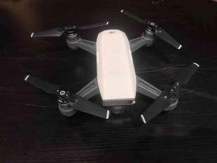 drone USATO DA UN PUSHER