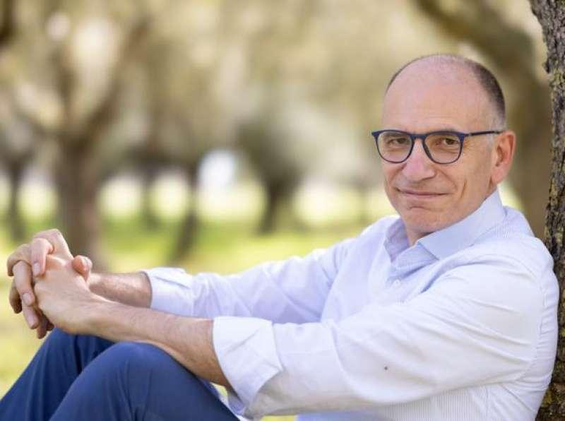 ENRICO LETTA - PH MASSIMO SESTINI
