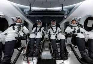 equipaggio crew dragon